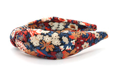 Women's Padded Knot Headband - Liberty Thorpe L Print