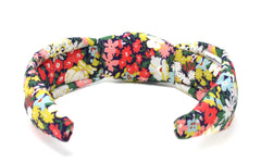 Women's Padded Knot Headband - Liberty Thorpe C Print