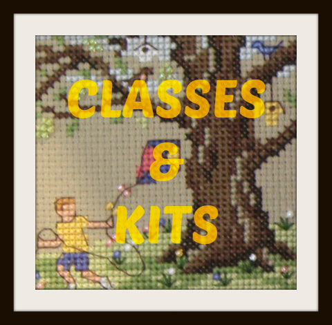 Click for Classes & Kits