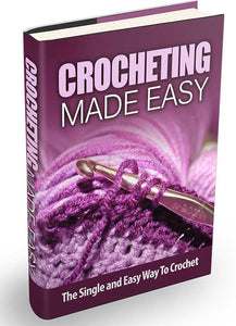 Crocheting Made Easy - BestTrendsShop.com
