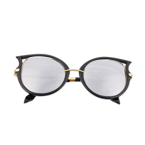 Cat Shaped Sunglasses - BestTrendsShop.com
