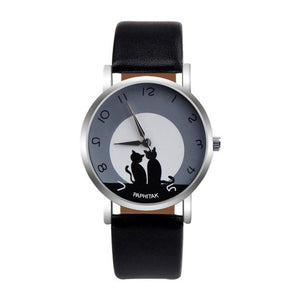 Cats and Moon Watch - BestTrendsShop.com
