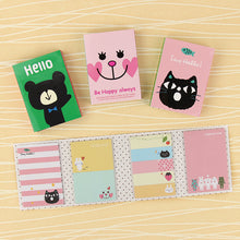 4 Creative Mini Animal Sticker Memo Pads - BestTrendsShop.com