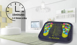 Reflexology Acupressure Foot Massager - BestTrendsShop.com