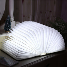 Wooden Folding LED Book Light - BestTrendsShop.com