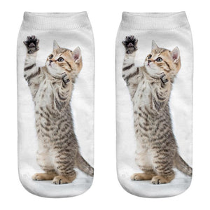 Lifelike Cat Socks - BestTrendsShop.com