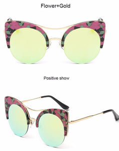 Designer Cat Eye Sunglasses - BestTrendsShop.com