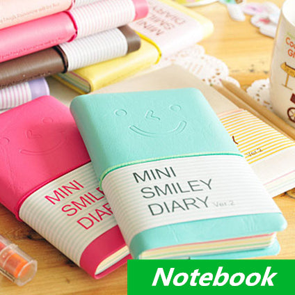 Smiley Notebook - BestTrendsShop.com