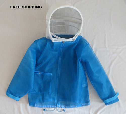 Cool Blue ventilated Beekeepers Jacket USA