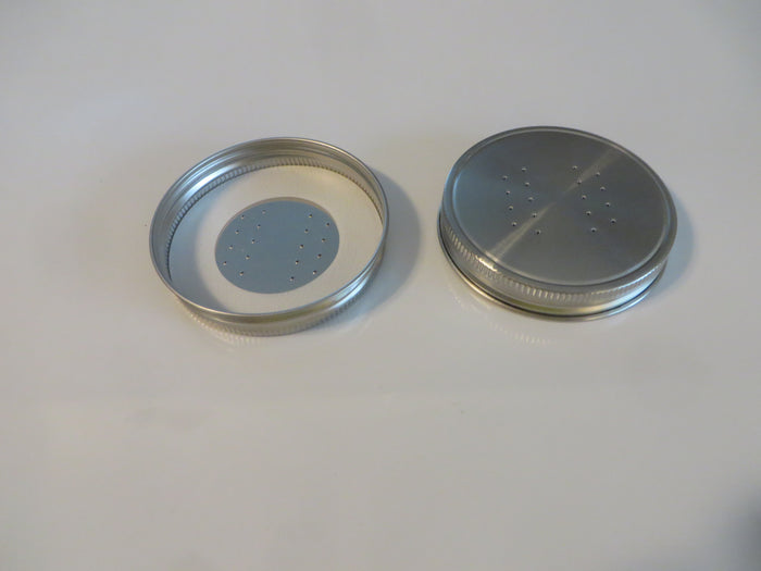 Stainless Steel 70G Feeder lid