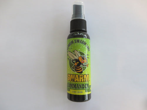Swarm Commander 2 Ounce Spray bottle
