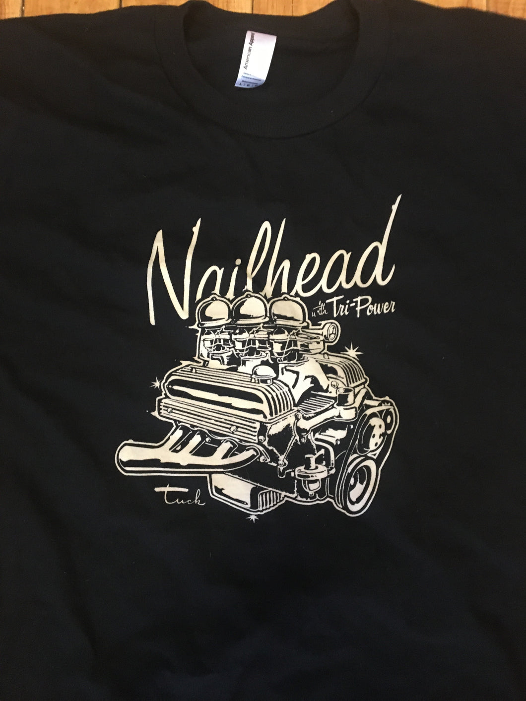 Buick Nailhead Engine Shirt