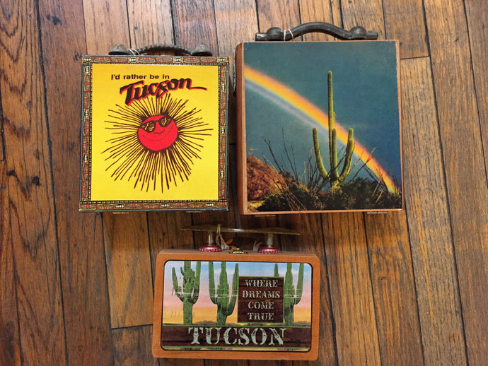 Tucson Cigar Box