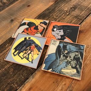 Batman Coaster Set