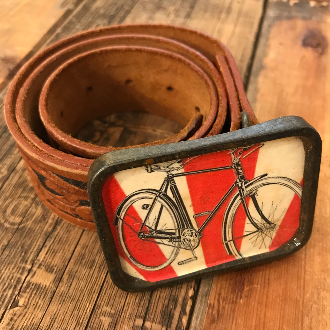 Vintage Bicycle Buckle