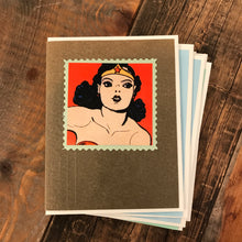 Wonder Woman Cards
