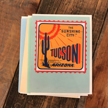 Tucson Sunshine Cards
