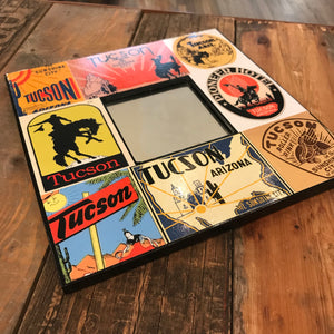 Tucson Luggage Tags Mirror