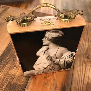 Nude Cigar Box
