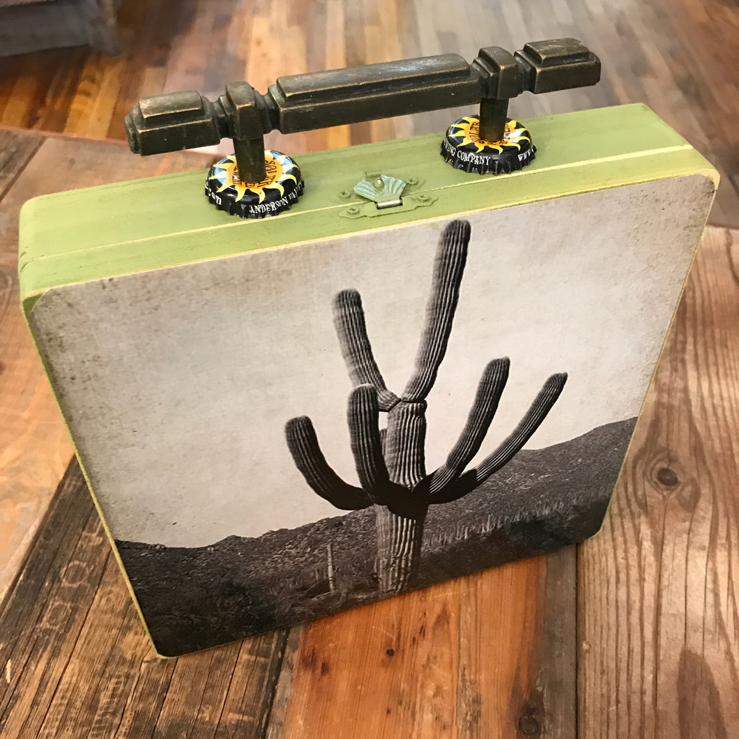 Saguaro Cigar Box