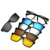 SwitchShades™ 5-in-1 Magnetic Sunglasses