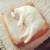 Bread Slice Cat Bed