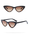 5PM 'Cat-Eye' Sunglasses - Leopard and Clear