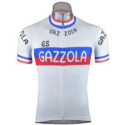 Maillot vintage Gazzola 1961 - Classical Bicycles