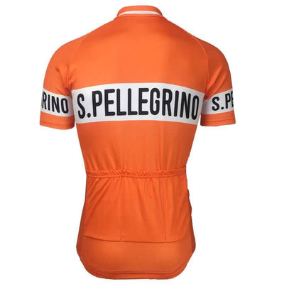 Maillot ancien San Pellegrino 1962 - Classical Bicycles