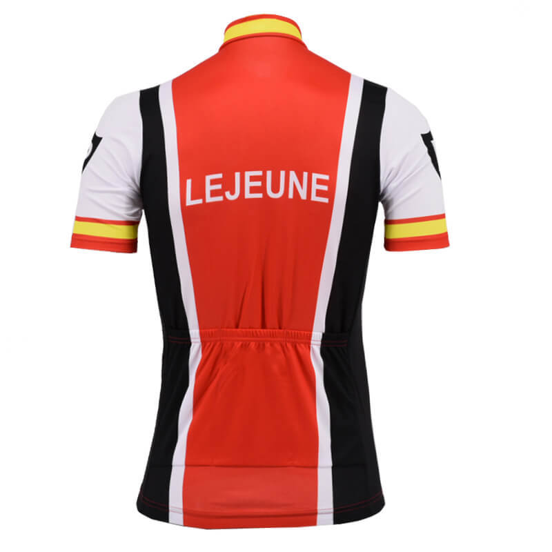 Maillot retro Lejeune-BP 1976 - Classical Bicycles
