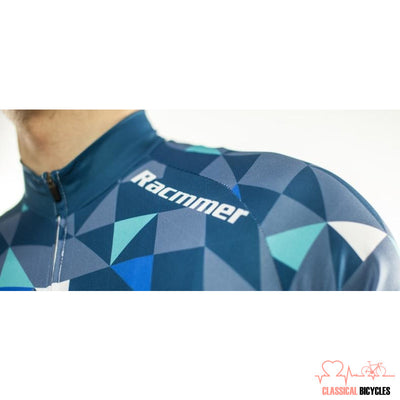 Maillot Triangle Racmmer 2018 Rouge / S
