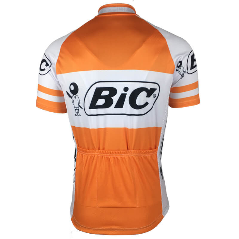 Maillot vintage Bic 1973 - Classical Bicycles