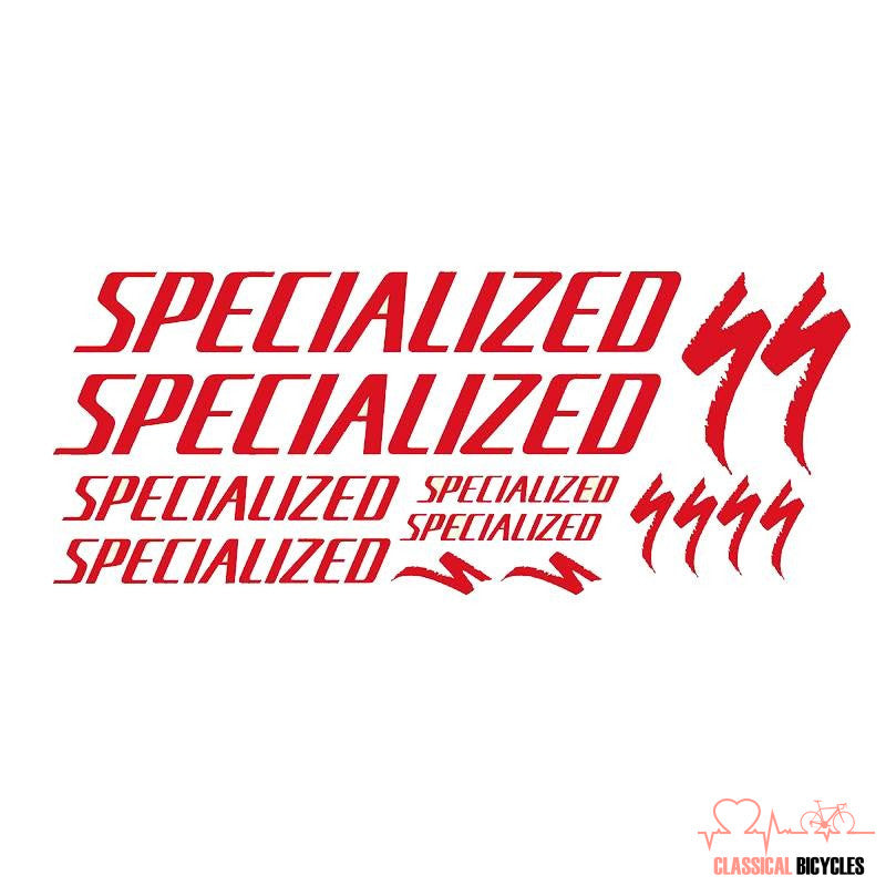 Stickers Cadre Specialized