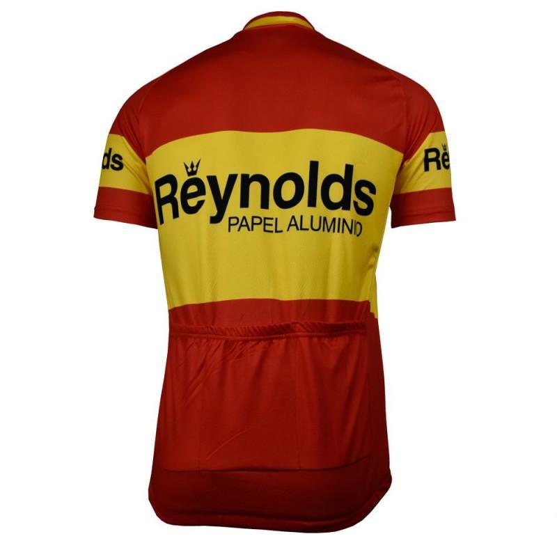 Maillot old school Reynolds 1983