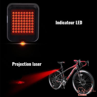 Indicateur Direction Avec Laser