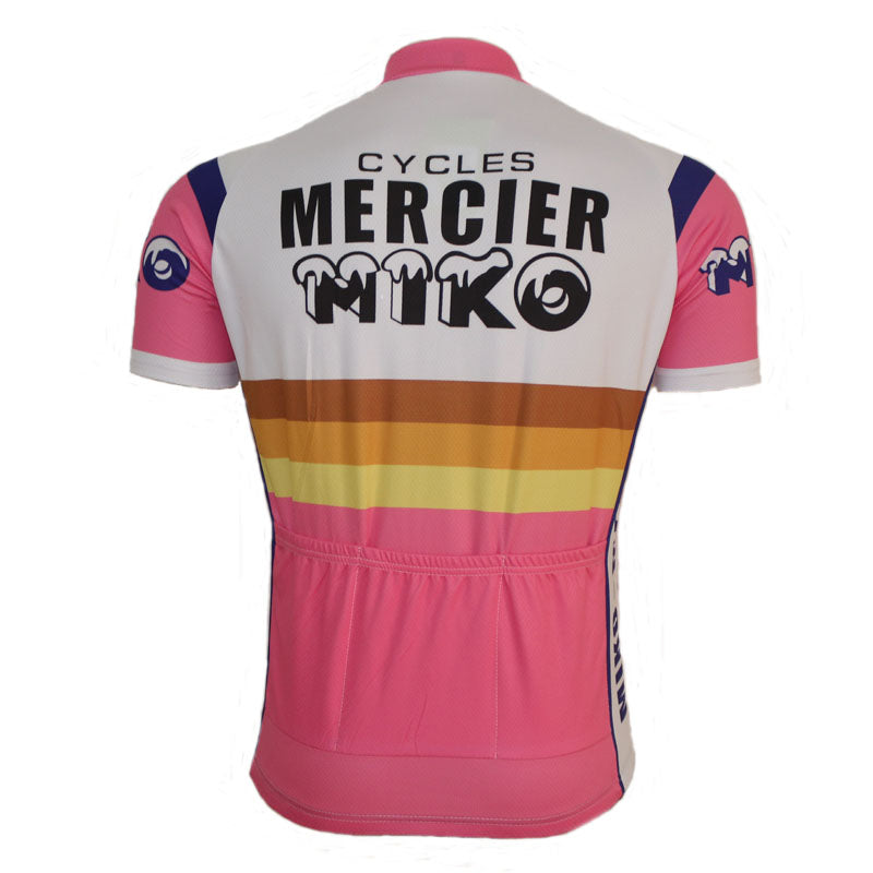 Maillot old school Mercier Miko 1981