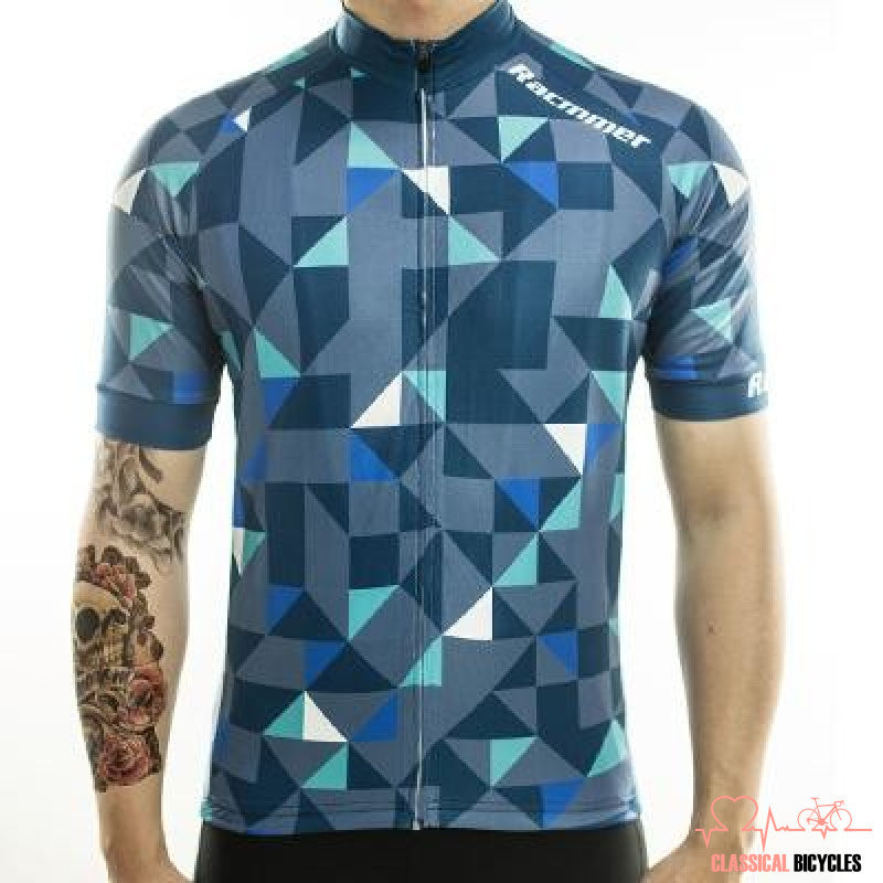 Maillot triangle Racmmer 2018 - Classical Bicycles
