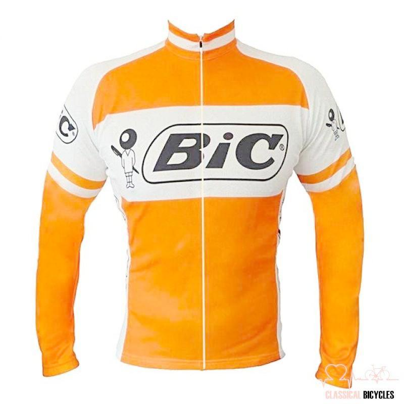 Maillot Manches Longues Bic