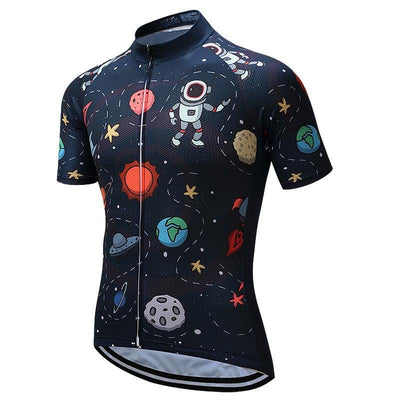 Maillot galaxie Weimostar 2018 - Classical Bicycles