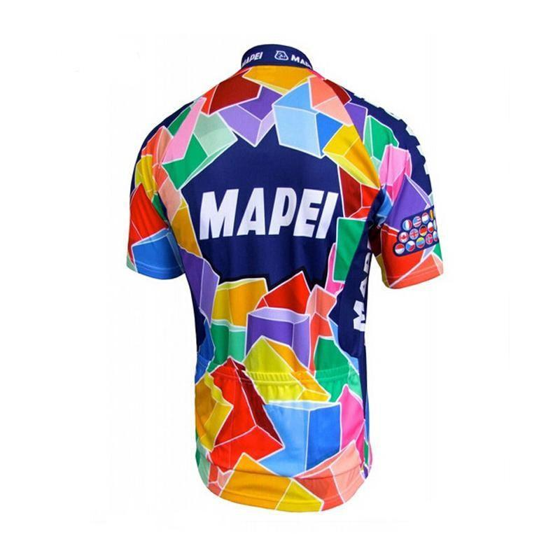 Maillot Vintage Mapei