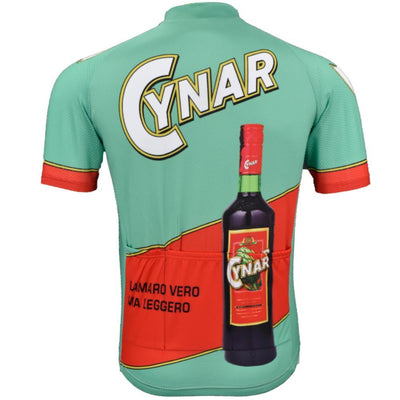 Maillot retro Cynar-Frejus 1963 - Classical Bicycles