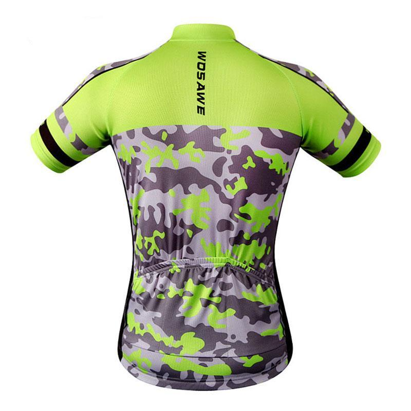 Maillot camouflage Wosawe 2018 - Classical Bicycles