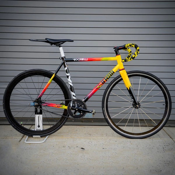 Stickers cadre Cinelli - Classical Bicycles
