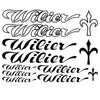 Stickers cadre Wilier - Classical Bicycles