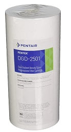 PENTEK DGD SERIES GRADE DENSITY CARTRIDGES DGD-7525, DGD-5005 or DGD-2501