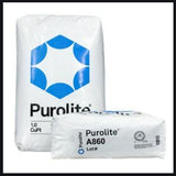 PUROLITE A-860 Anion Resin (Tannin removal) 1.0cu.ft