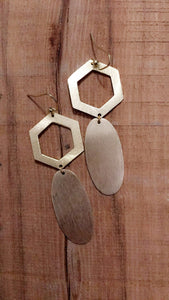Hexa Earrings
