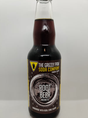 Grizzly Paw Soda 4 Pack - Root Beer