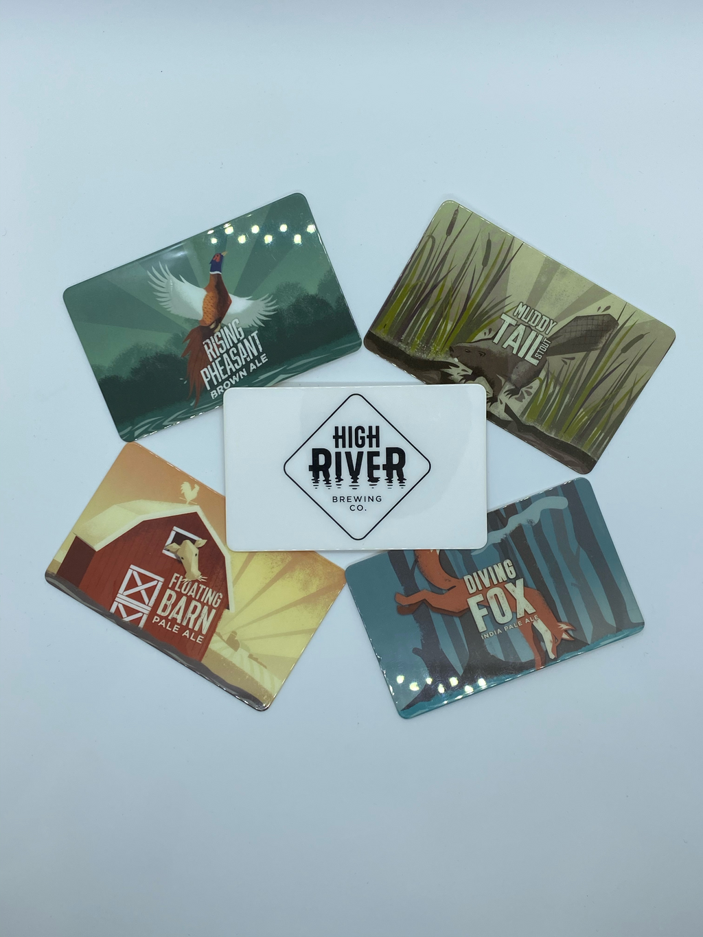 High River Brewing Company Gift Card