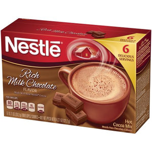 NESTLE Hot Cocoa, Rich Milk Chocolate 12/4.27 oz